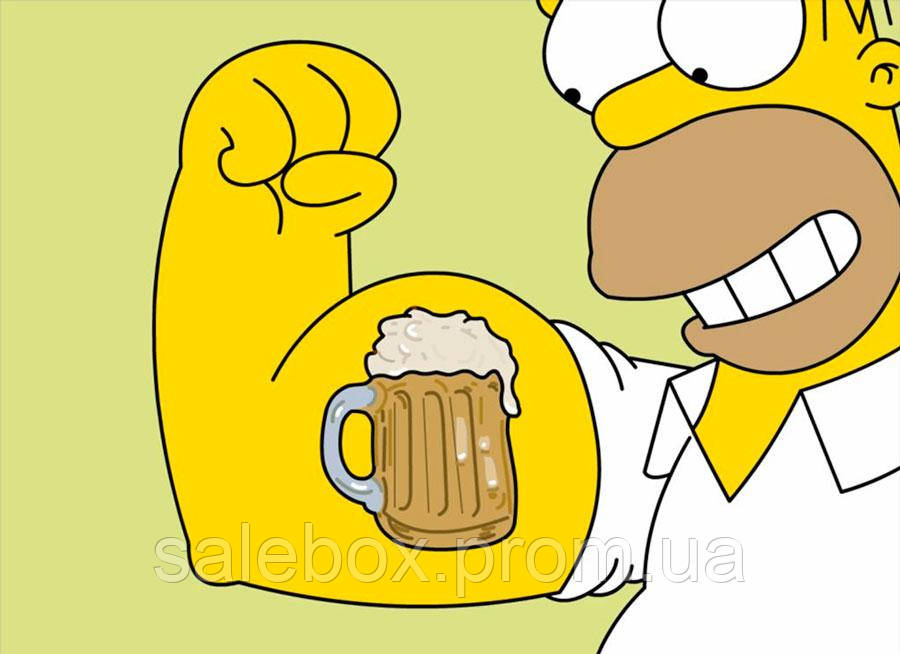 Пиво и бодибилдинг