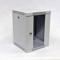 """Шкаф 10"""", 8U, 320х300х425 мм (Ш*Г*В), серый"""