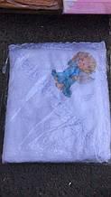 Уголок для крещения кружево махра