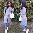 Женское кашемировое пальто-кардиган, фото 2