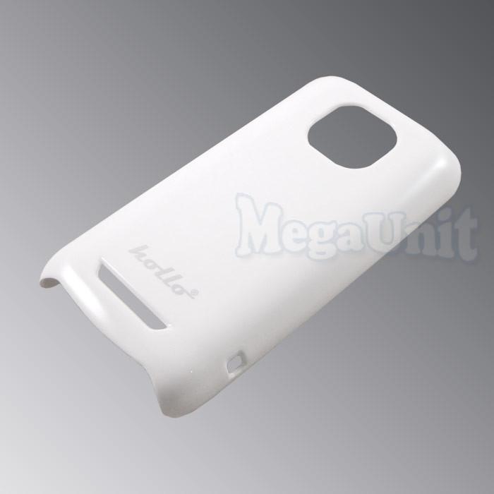 Hollo Пластиковый чехол Nokia 311 Asha Белый