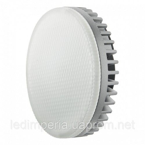 Светодиодная энергосберегающая лампа Bellson GX53 8W 3000K