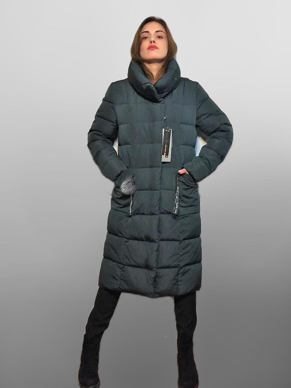 579b49ab63f фабричное пальто пуховик с капюшоном Qarlevar размеры 50 58 цена 1
