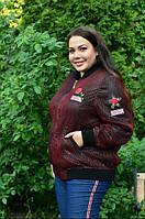 Женская ветровка с вышивкой, с 48 по 82 размер, фото 1