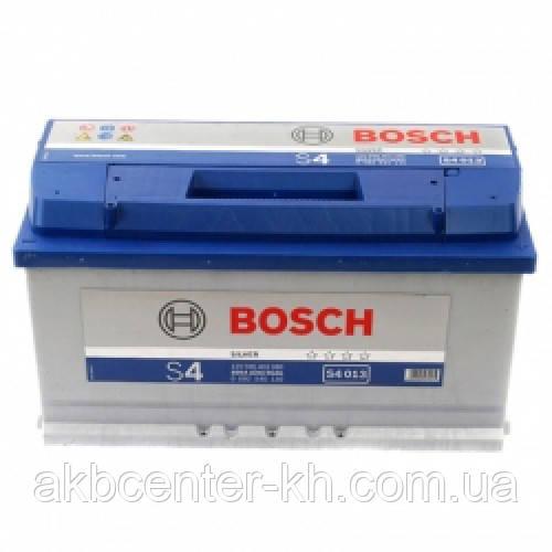 Аккумулятор автомобильный BOSCH 6CT-95  S4 R 800A