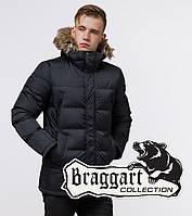 Зимняя классическая куртка Braggart Dress Code - 24712 графит, фото 1
