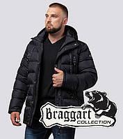 Зимняя удлиненная куртка Braggart Dress Code - 27635 черный, фото 1
