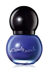 """Faberlic Лак для ногтей #Candynails тон """"Синяя мастика"""" Beauty Box арт 7441"""