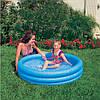 """Детский надувной бассейн Intex, 59416 """"Хрустальный"""" (114х25см)"""