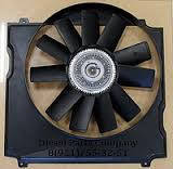 Кожух вентилятора Газель NEXT,Бизнес двигатель Cummins ISF 2.8 (производство ГАЗ)