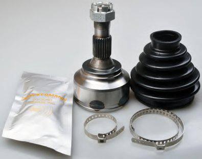 ШРУС зовнішній Peugeot Partner 1.6 HDi / 2.0 HDi 00 - 25z / 34z / 145mm, фото 2