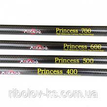 Удочка Mikado Princess 5м карбоновая 10-30г с кольцами