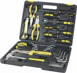 Набор инструментов Сталь 100 предметов (40017)