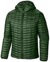 Куртка Columbia Microcell Omni-Heat. Цвет-зеленый.