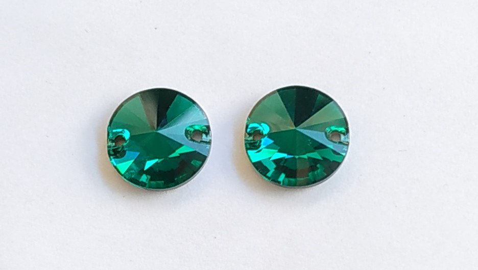 Rivoli 10mm Emerald