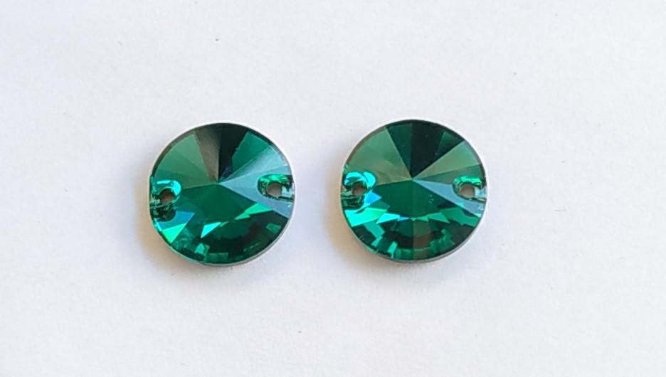 Rivoli 14mm Emerald