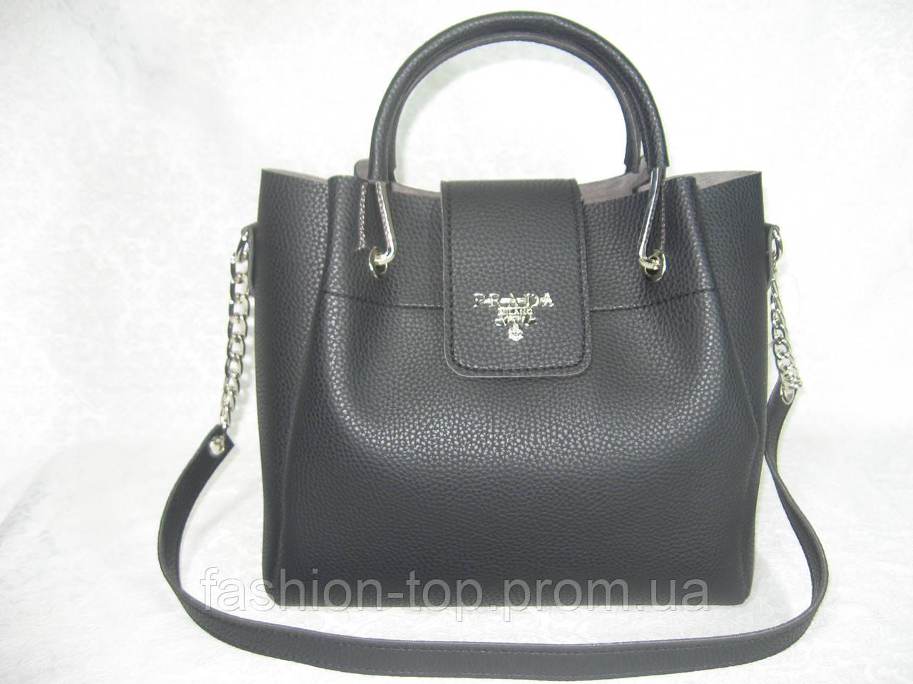 8bb9e5c68793 Женская сумка PRADA (реплика) - Интернет-магазин