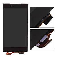 Sony Xperia Z5 + Premium Dual E6833 E6853 E6883 дисплей в зборі з тачскріном модуль чорний