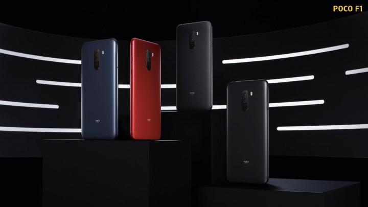 Xiaomi Pocophone F1 представлен официально: Snapdragon 845 за $300