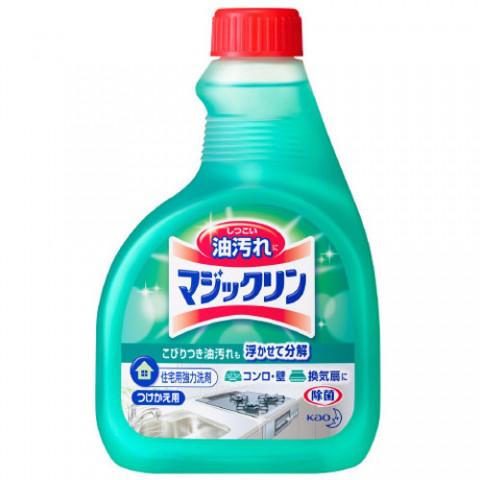 Универсальное моющее средство для очистки кухонных поверхностей от жировых загрязнений КAO 400 мл (036179)