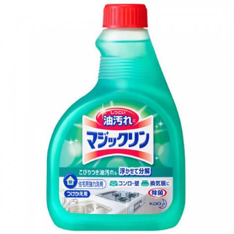 Универсальное моющее средство для очистки кухонных поверхностей от жировых загрязнений КAO 400 мл (036179), фото 2