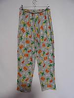 Мужские домашние теплые брюки ELF 002MDB р.52-54