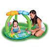 Детский надувной бассейн с навесом Intex, 57419