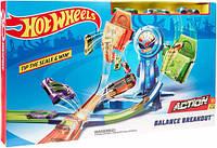 Игрвой набор Невероятное превосходство, Action, Hot Wheels, Mattel (FRH34)