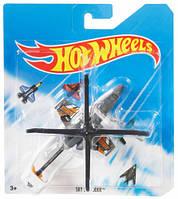 Sky Shredder, базовый самолетик, Hot Wheels (BBL47-14)