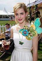 Бабочки на цепочке бижутерия