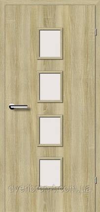 Двери Брама 2.54 дуб беленый, фото 2