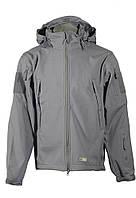 Куртка непромокаемая M-Tac Soft Shell, серая