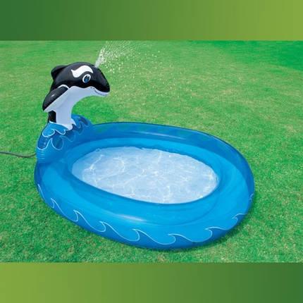 """Детский надувной бассейн Intex, 57436 """"Дельфин"""", фото 2"""