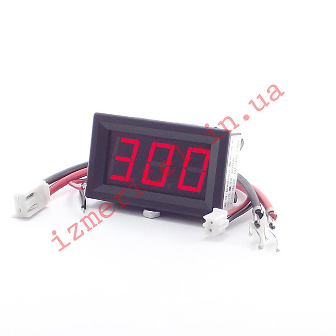 Цифровой амперметр постоянного тока 300A