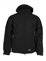 Куртка-ветровка непромокаемая M-Tac, мембрана Soft Shell, черная