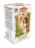 Зеленый чай Gabriel в картонной пачке «Страсть Шехерезады» - Персик 100 гр