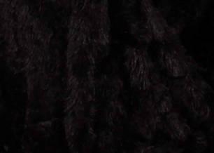"Евро-макси покрывало-плед ""травка"" (240*220) - черное, фото 2"