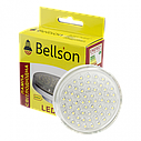 Светодиодная энергосберегающая лампа Bellson GX53 3W 2800K, фото 2