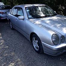 Дефлекторы окон (ветровики)  Mercedes E-klasse 210 1995-2002 Sedan 4шт (Heko)