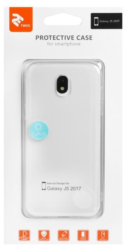 Чехол 2E TPU Samsung Galaxy J530 clear (2E-G-J5-17-MCTTR) EAN/UPC: 680051626338