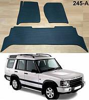 Коврики на Land Rover Discovery 2 '98-04. Автоковрики EVA, фото 1