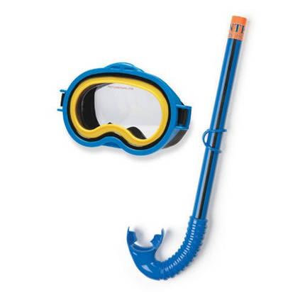 Детский набор для дайвинга Intex, 55942 (маска, трубка), фото 2