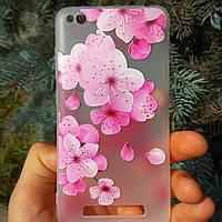 Силіконовий 3D чехол для телефону Xiaomi Redmi 5A силиконовый на сяоми ксиоми