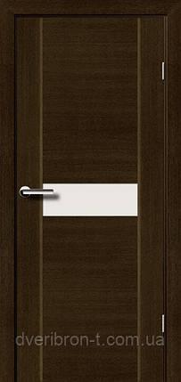 Двери Брама 38.5 дуб венге, фото 2