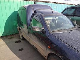 Дефлекторы окон (ветровики)  VW Polo CLASSIC/CADDY 1996-> 4шт (Heko) 28205