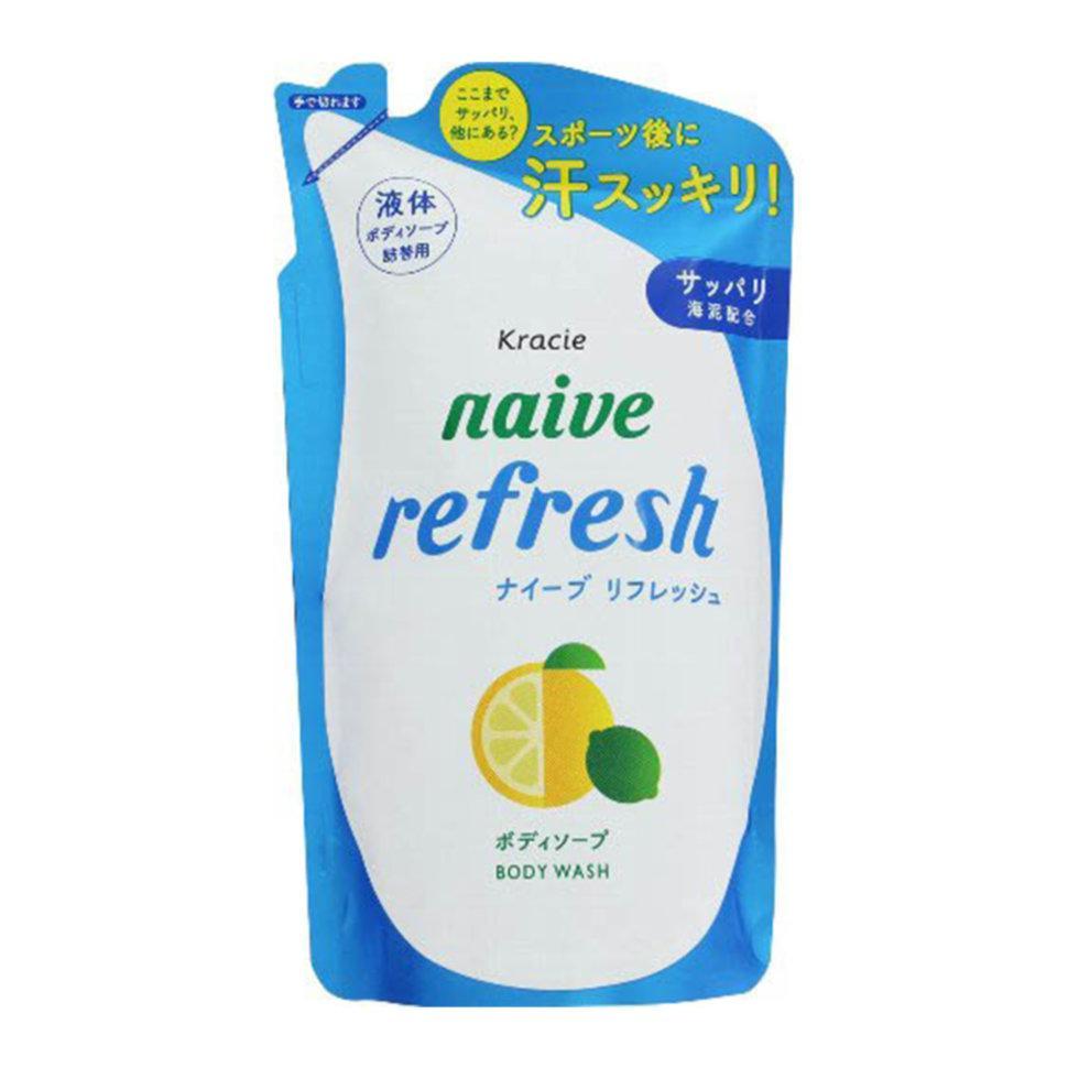 Мыло жидкое для тела с ароматом цитрусовых Naive