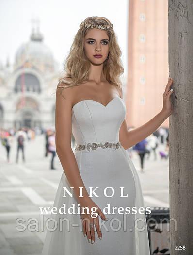 Свадебное платье 2258
