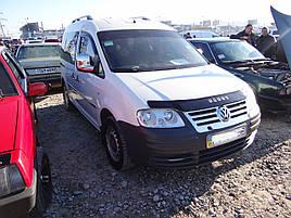 Дефлектор капота, мухобойка VW Caddy  с  2004 --- VIP