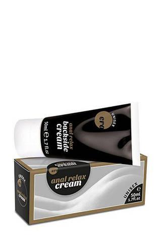 Анальный крем с расслабляющим эффектом Ero Anal Relax Backside Cream, 50 мл, фото 2