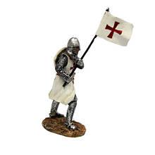 Статуэтка Рыцарь с флагом